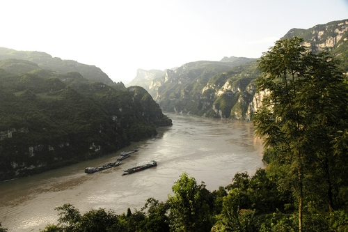 Crucero por el Yangtse