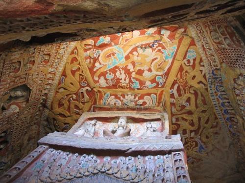 Las grutas de Yungang, maravillosas cuevas artísticas