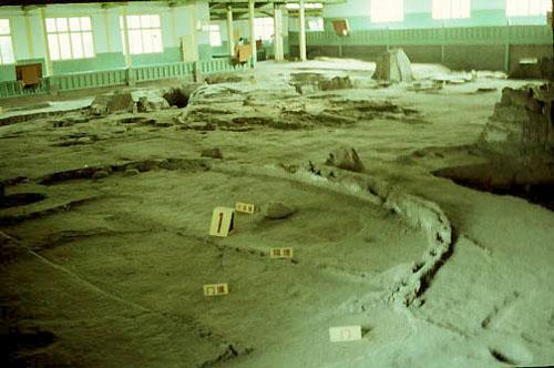 yacimientos en Banpo