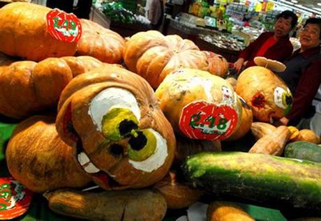Halloween en China, fiesta adoptada