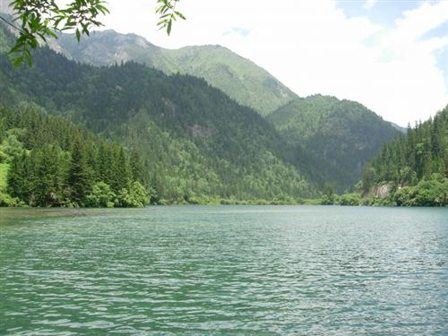 Valle Shuzheng, lo más hermoso de Jiuzhaigou