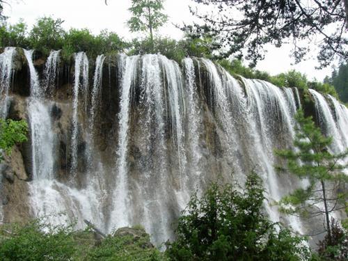 Cataratas Shuzheng
