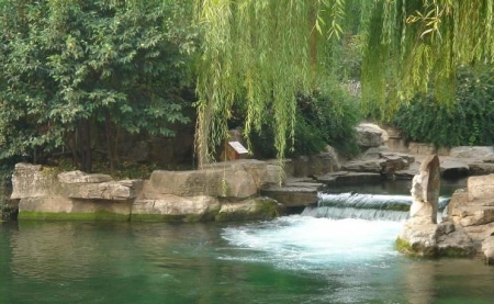 Parque del Manantial Baotu
