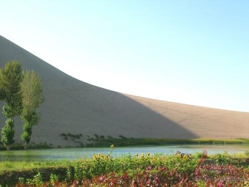 Lago Creciente