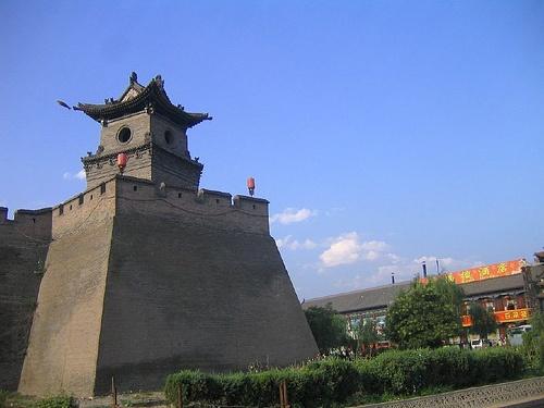 Ciudad Antigua de Pingyao, tesoro chino