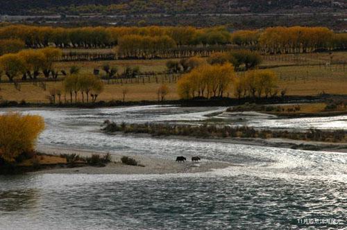 Gran Cañón de Yalazhangbu, en Tibet