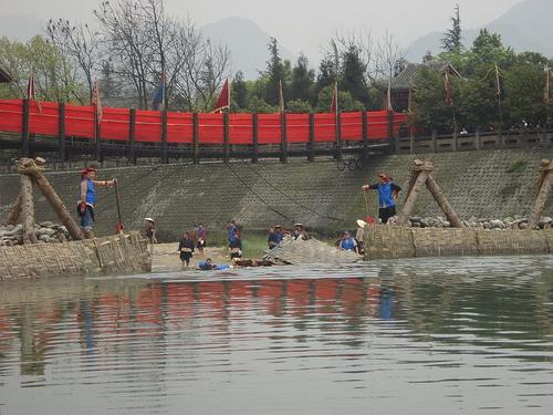 Gran Proyecto de Irrigación de Dujiangyan