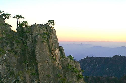 Monte Huangshan, una de las maravillas chinas