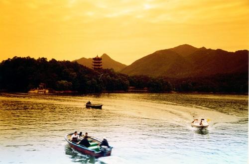 Parque del Lago Nanhu