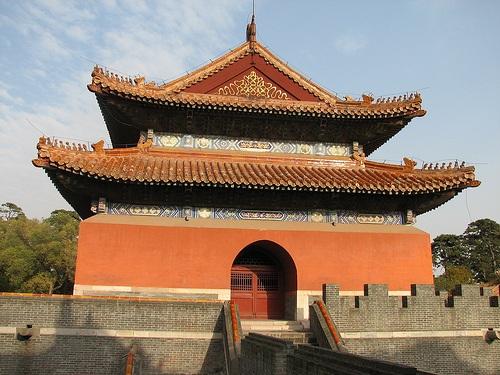 Tumba Zhaoling, majestuosidad en China