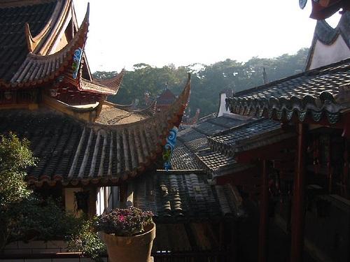 Turismo en Fuzhou y el Monte Gu