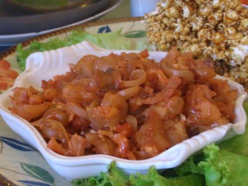 Comer en Dunhuang, delicias de camello