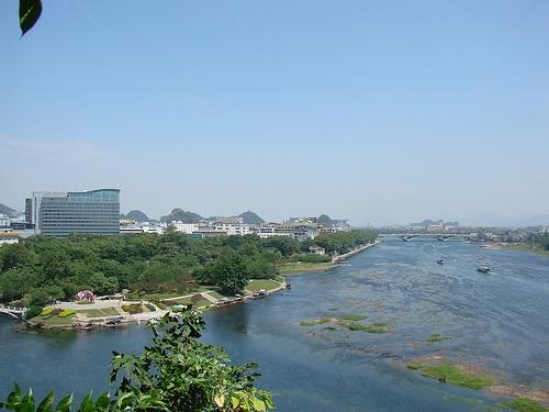 Crucero Rio Li