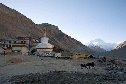 Monte Qomolangma