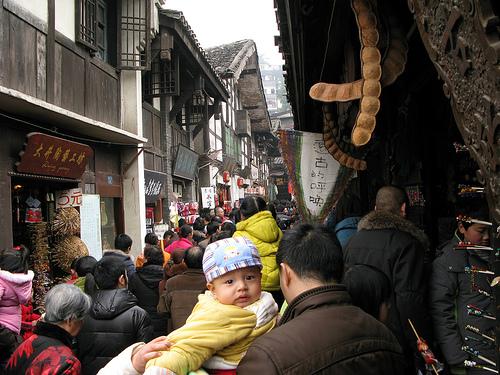Viajar por China