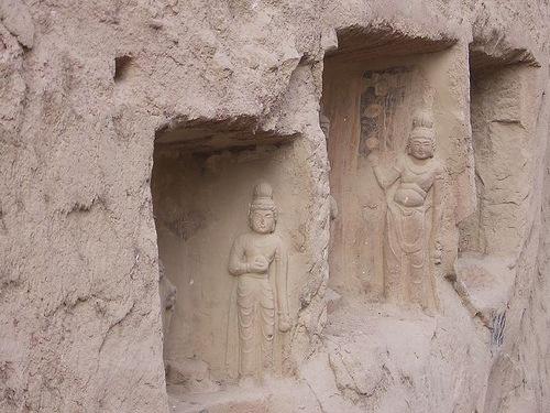 Cuevas de los Mil Budas de Bingling