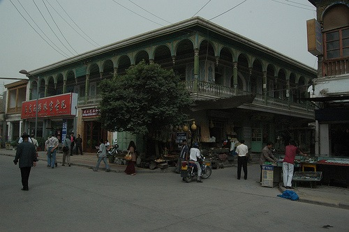 Ciudad Antigua Kashgar