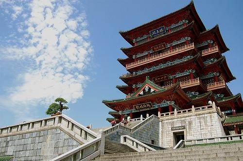 Nanchang, la ciudad de la Insurrección