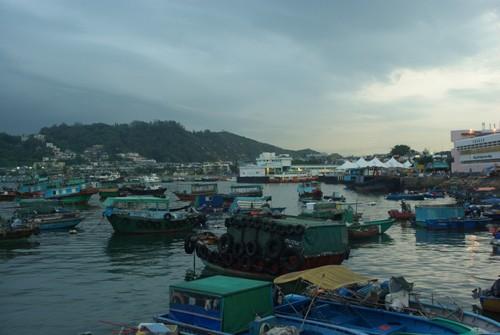 Puerto Pesquero de Cheung Chau