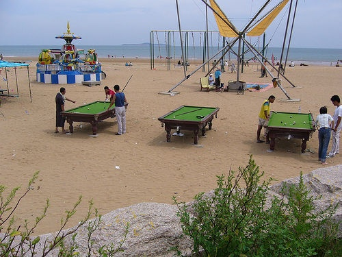 Playa numero uno Qingdao