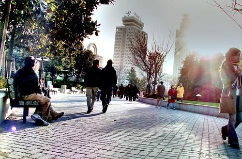 Sol en Shangai