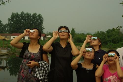 Y se hizo la noche en China