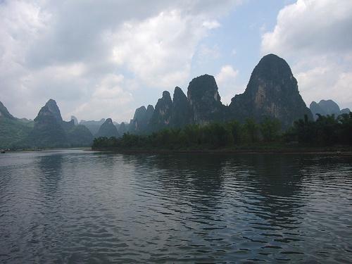 Itinerario por Guilin