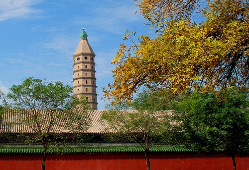 Pagoda Chengtiansi
