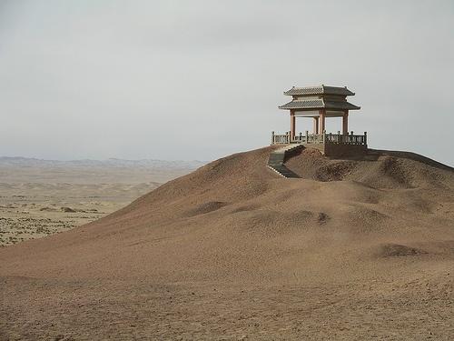 Yangguan, paso en la Ruta de la Seda