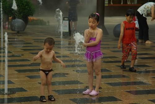 Niños de China