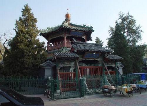 Visitar la Gran Mezquita de Beijing
