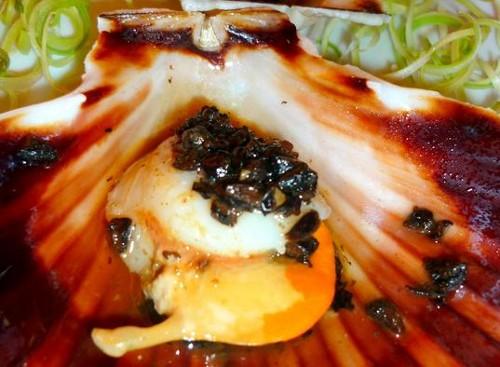 Un delicioso plato del sur a base de marisco