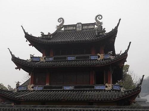 El cautivador templo de la Pureza, en Hangzhou