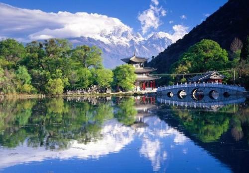 Lugares indispensables en la ciudad de Lijiang