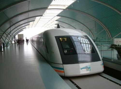 Transportes en Shangai