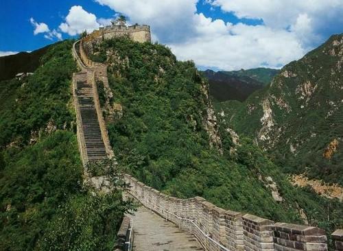 Paso Juyongguan en la Muralla China