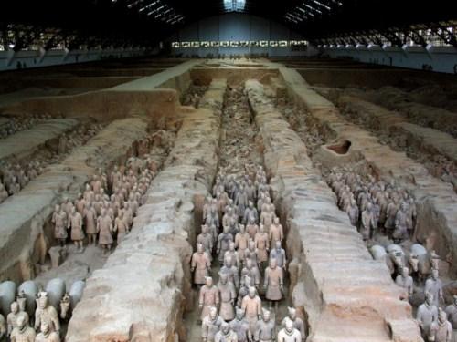 Soldados de Xian