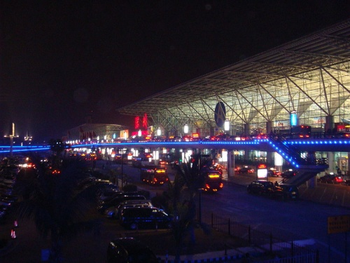 Aeropuerto de Shenzhen