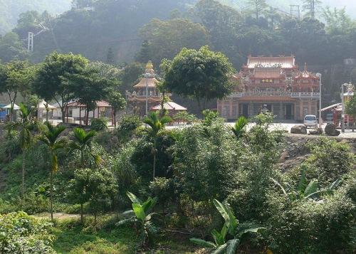 Area turistica de Alishan