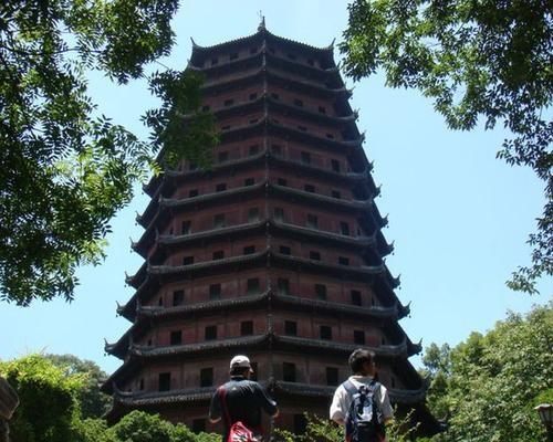 Pagoda Liuhe