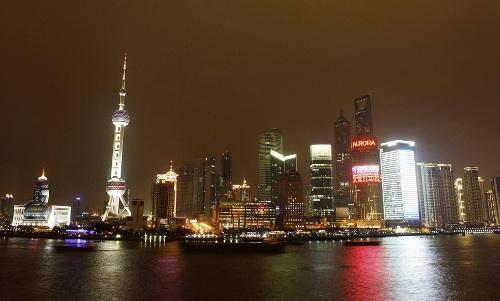 rio Huangpu