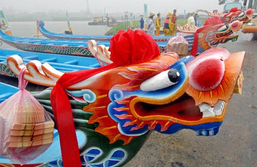 Barcas del Dragon