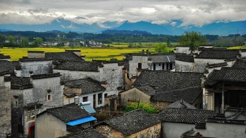Las calles laberínticas de Nanping