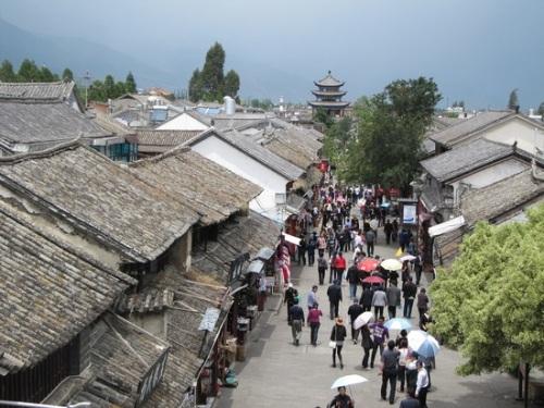 Calle del Turista Extranjero en Dali