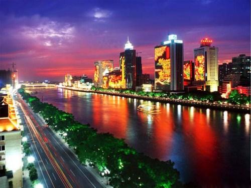 Viaje a Cantón, guía de turismo