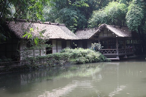 Casa Rural de Du Fu en Chengdu