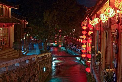 Centro historico de Lijiang