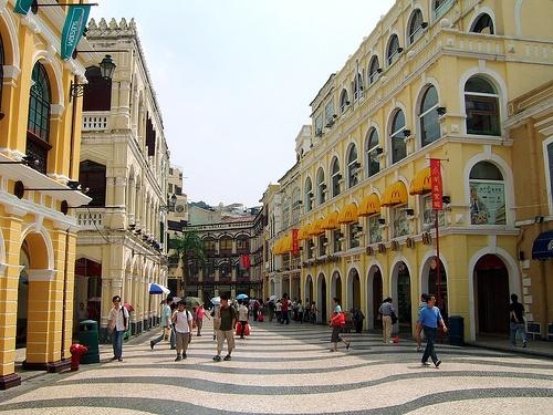 Largo do Senado en Macao