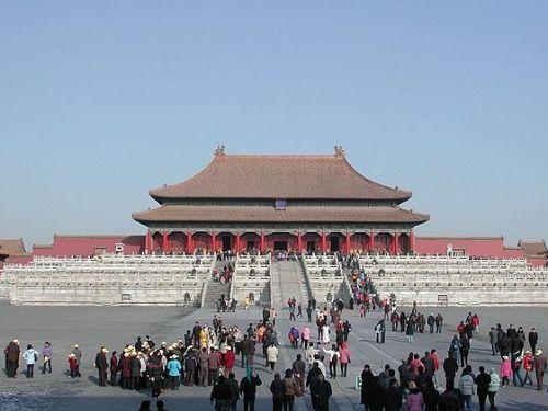 La Ciudad Prohibida, fascinante palacio imperial