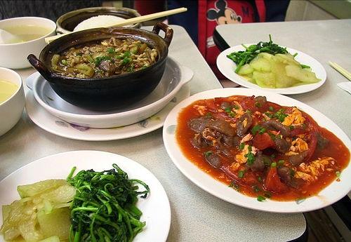 Características de la comida cantonesa